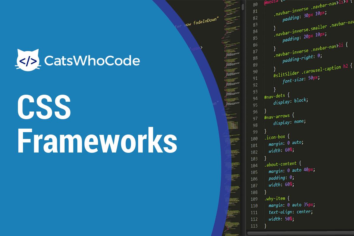 Best CSS Frameworks for Building Better Websites