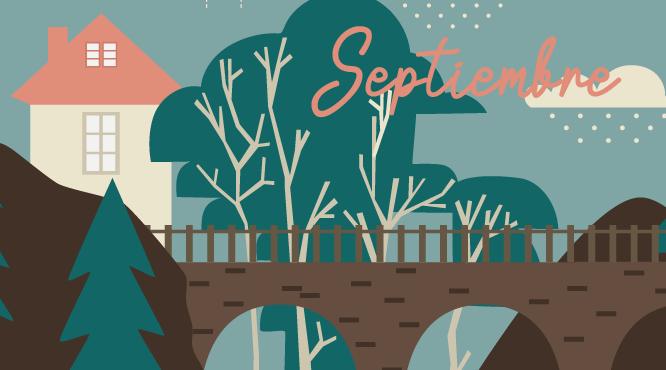 Calendario descargable: Septiembre 2020