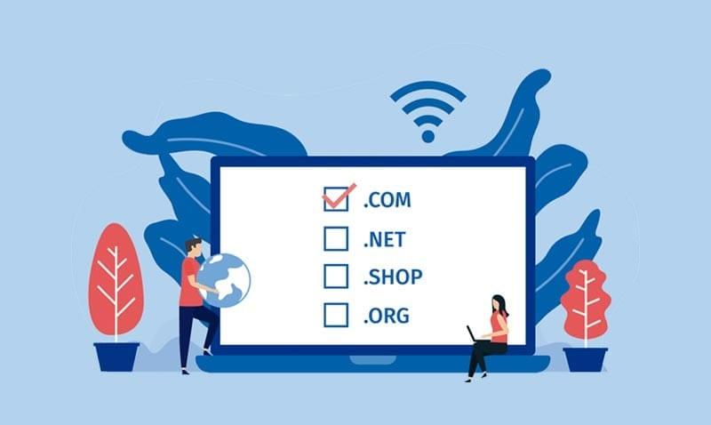 Registrar un dominio web: ¿Cómo elegir el nombre correcto para tu página?