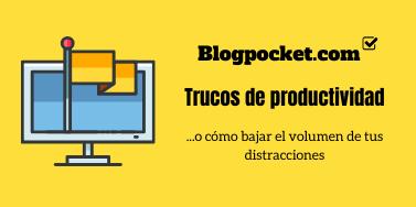 Trucos de productividad: cómo bajar el volumen de tus distracciones