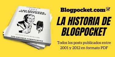 Descarga todos los posts de Blogpocket entre 2001 y 2012