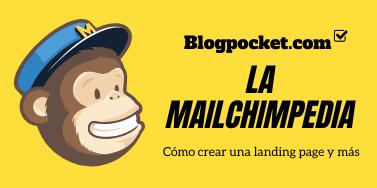 Cómo crear una landing page con Mailchim