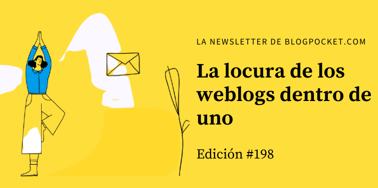 La locura de los weblogs dentro de uno #198: encuesta a suscriptores y noticias relevantes sobre WordPress